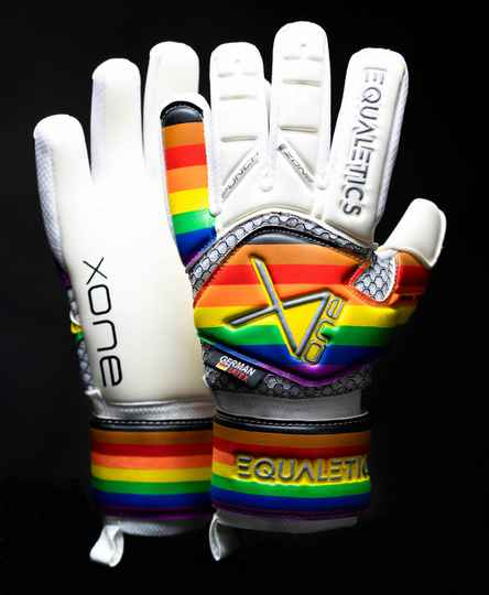 X-ONE / EQUALETICS PHILLY COLOR/PRIDE FLAG