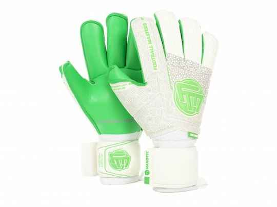 Voltage white green contact grip 4mm RF V 3.0