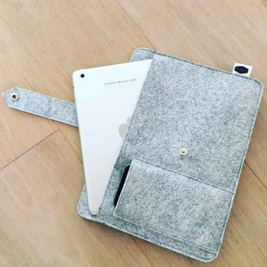 Ipad/Tablet and Phone Cover/ Documents holder