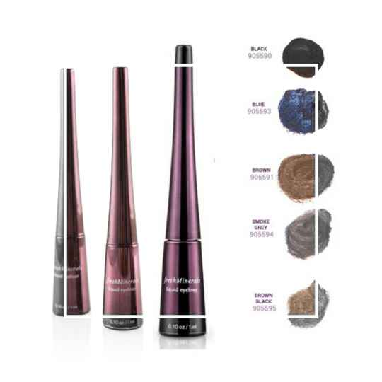 Minerale eyeliners