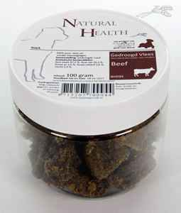 NH vlees snack beef - 100gr.