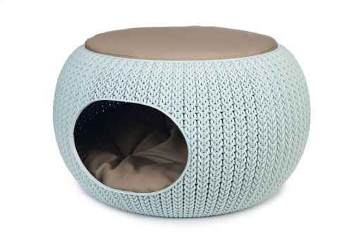 Curver Cozy Pet Home Lichtblauw (700505)