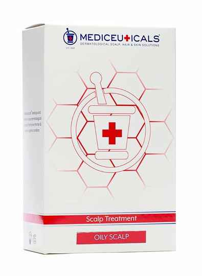 Mediceuticals scalp treatment kit vette hoofdhuid