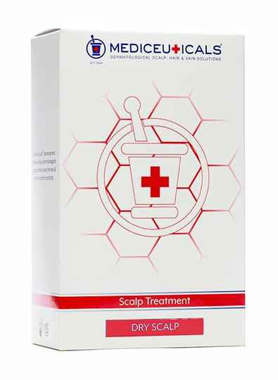Mediceticals Scalp treatment kit droge hoofdhuid