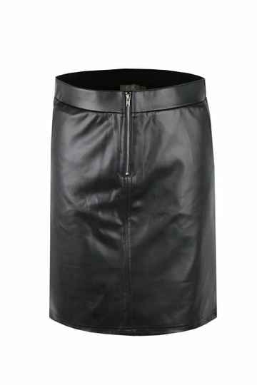 Rok Leather look