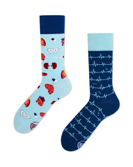 Many Mornings Dr. Sock SPECIAL EDITION