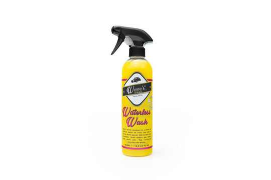 WOWO'S WATERLESS WASH 500 ML
