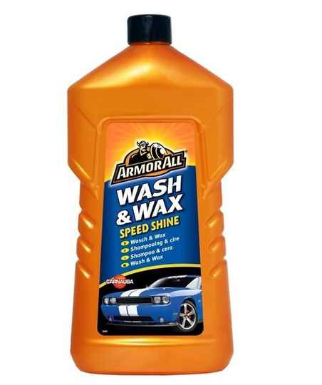Armor All autoshampoo Wash & Wax