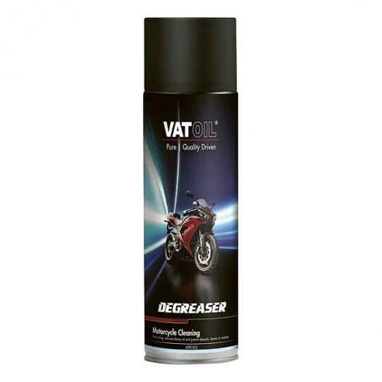 VatOil kettingspray Motorcycle Chain Cleaner 500 ml