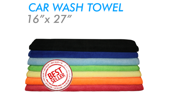 "The Rag Company De Microvezel ""CAR WASH"" -Handdoek 41 X 69 CM"