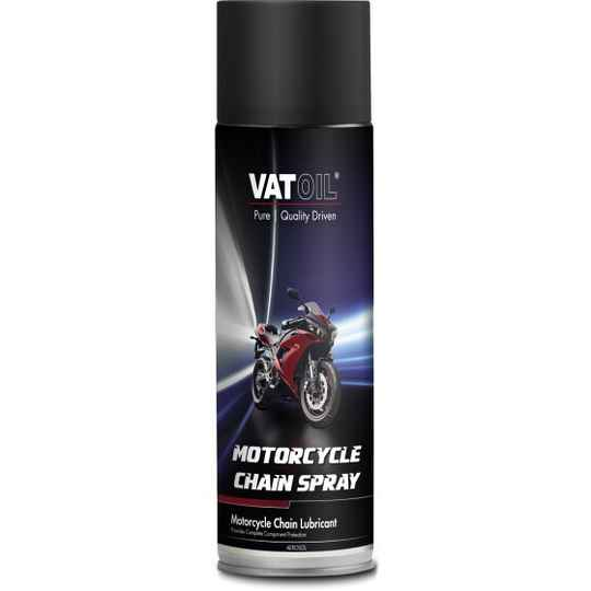 VatOil kettingspray Motorcycle 500 ml