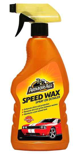 Armor All autowas Speed Wax 500 ml
