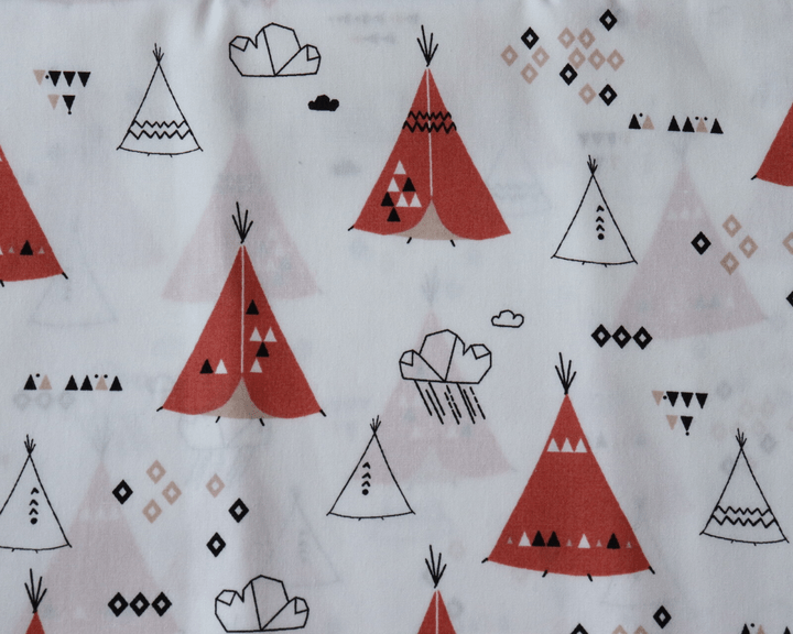 Tipi tent - Roest -