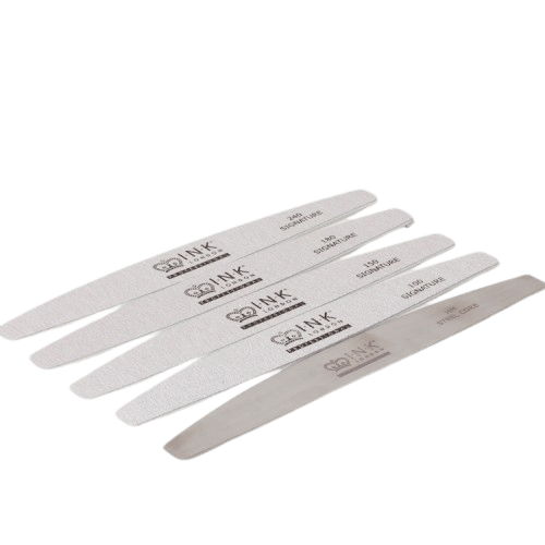 5 Pack – Steelcore & File Trial 100 150 180 240