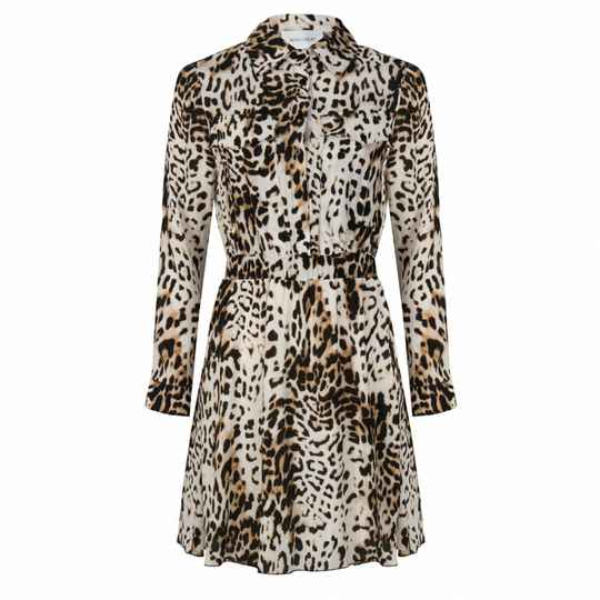 Jacky Luxury dress Leopard