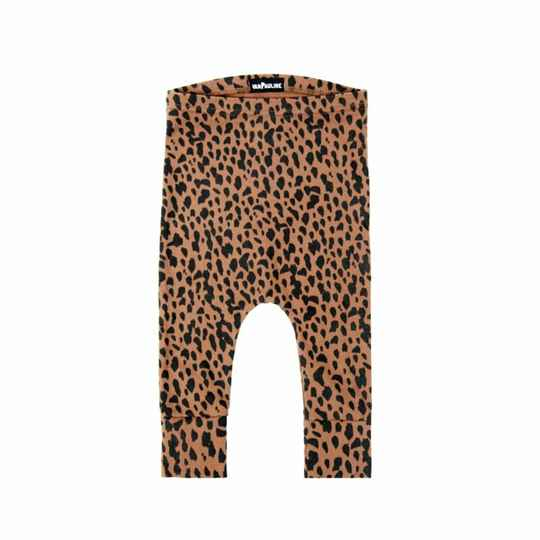 Dots Pants | Caramel