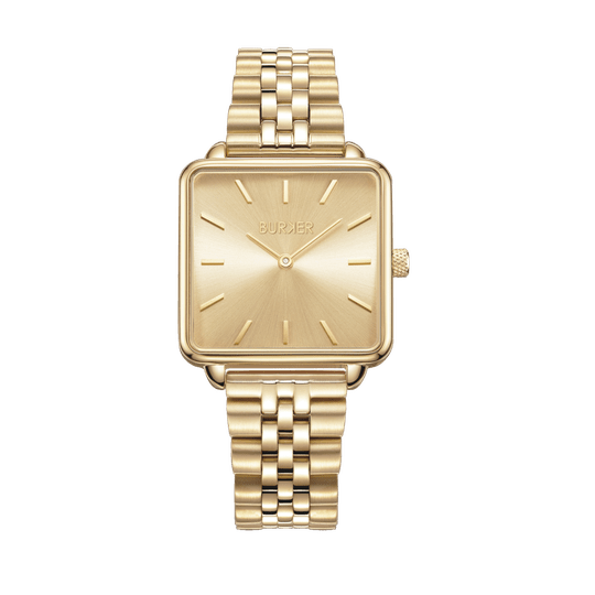 Burker Watch | Chloe Gold Limited Edition