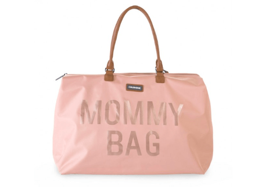 Mommy Bag   Pink Luiertas   Childhome