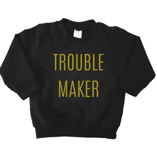 Sweater | Trouble Maker