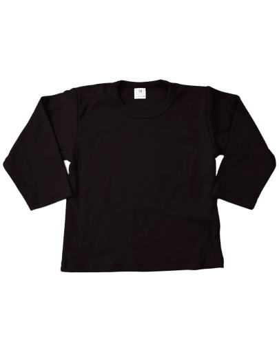 Basic Shirt | Zwart