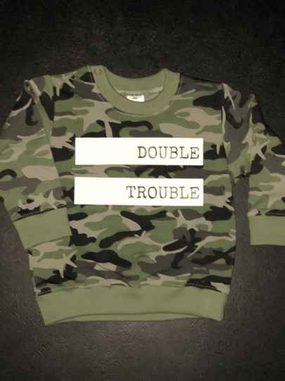 Trui | Double Trouble