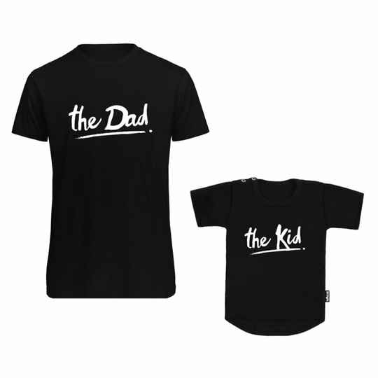 Twinning set shirt | The Dad - The Kid