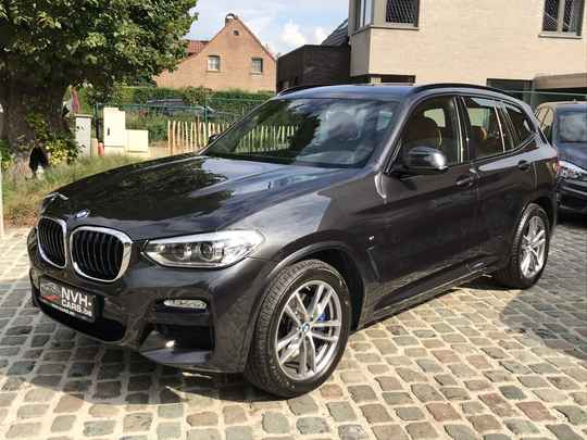 BMW X3 M-Pack 20i X-Drive 21852Km 07/2018 IN NIEUWSTAAT!!!