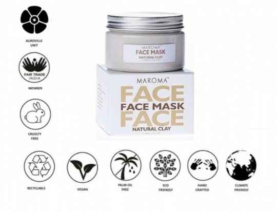 Maroma Face Care Face Mask 100gr