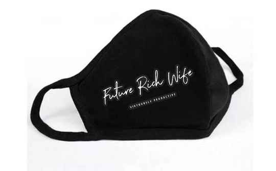 Future Rich Wife mask
