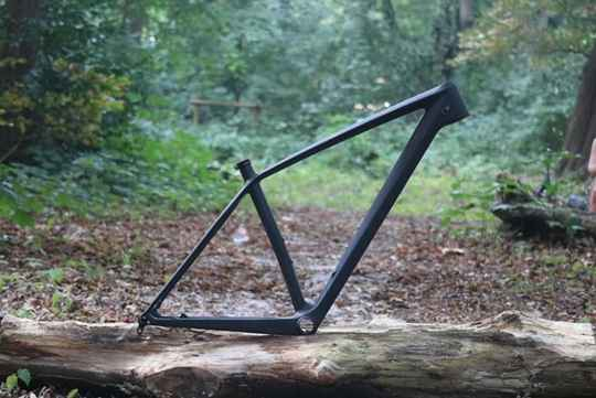 "Carbon MTB Frame 29"" VB142 - Steekas"