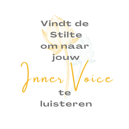 Say YES to your InnerVoice  [+ 1/1.5uur sessie]