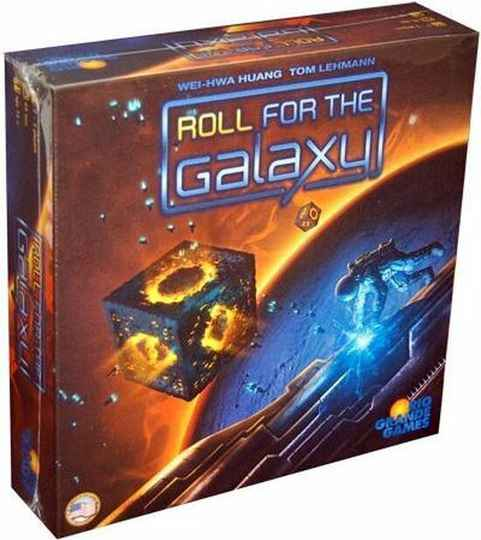 Roll for the Galaxy (Engels)