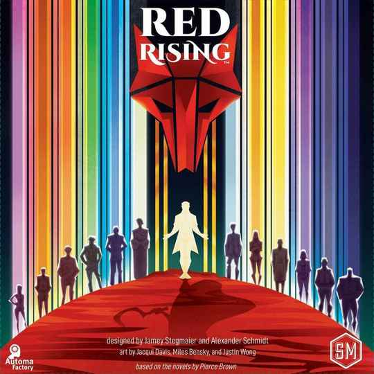 Red Rising (Engels)