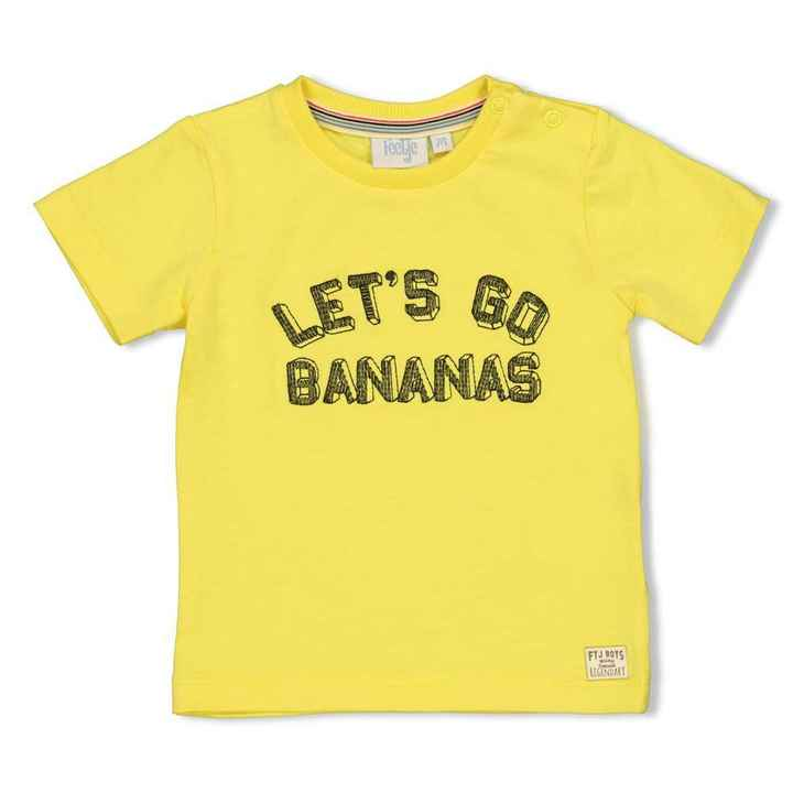 51700637 T-shirt Let's go - Playground