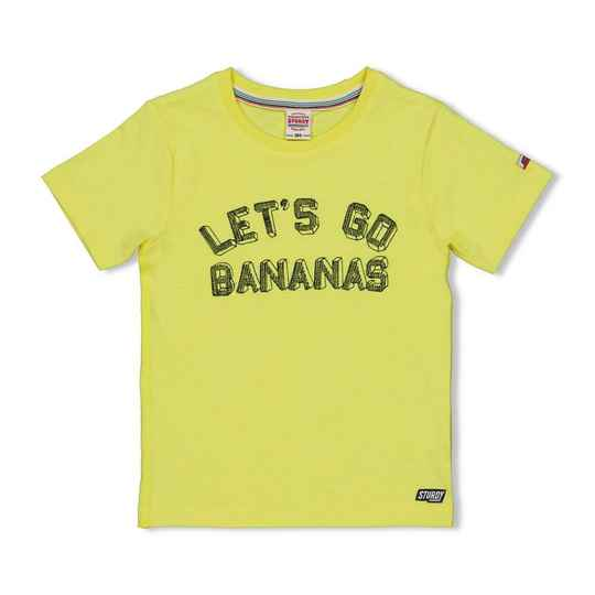 71700307 T-shirt Let's Go - Playground