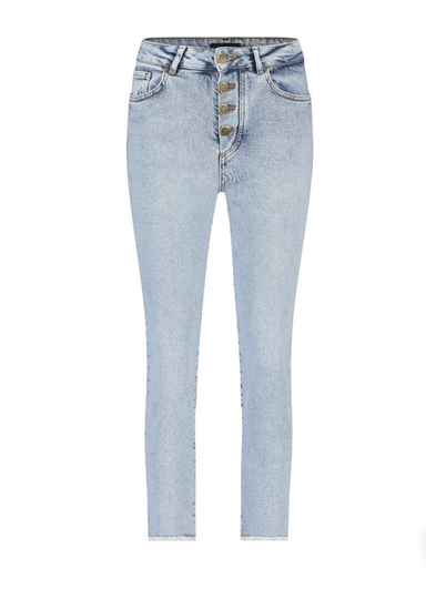 Milla Amsterdam Polly Pants Jeans Blue