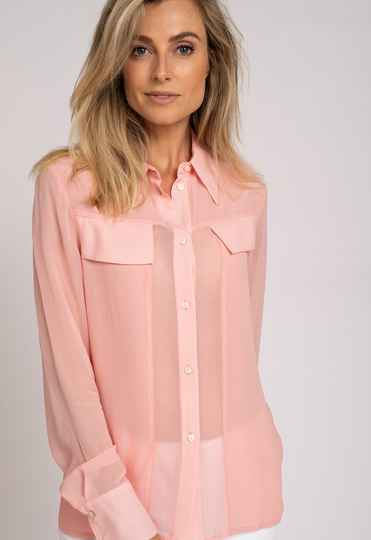 Fifth House Sally Pocket Blouse