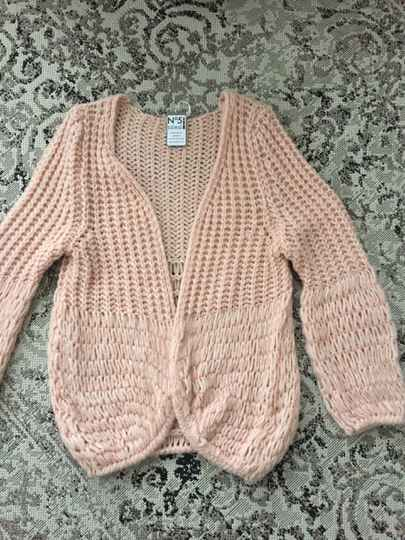 Vest Fluffy Nude