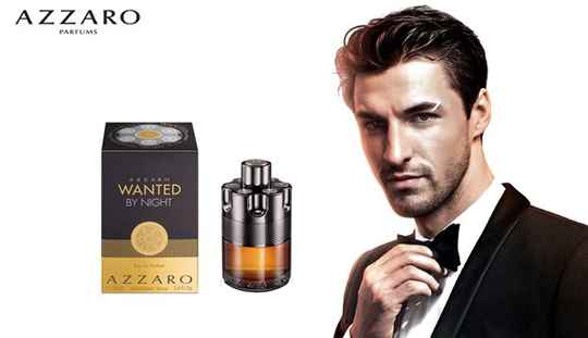AZZARO WANTED by Night EDP 50ml For Men