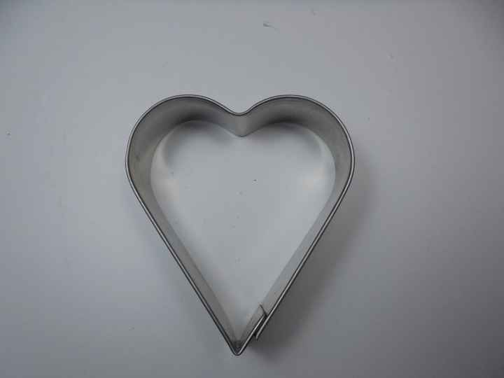 Hart cookie cutter H21