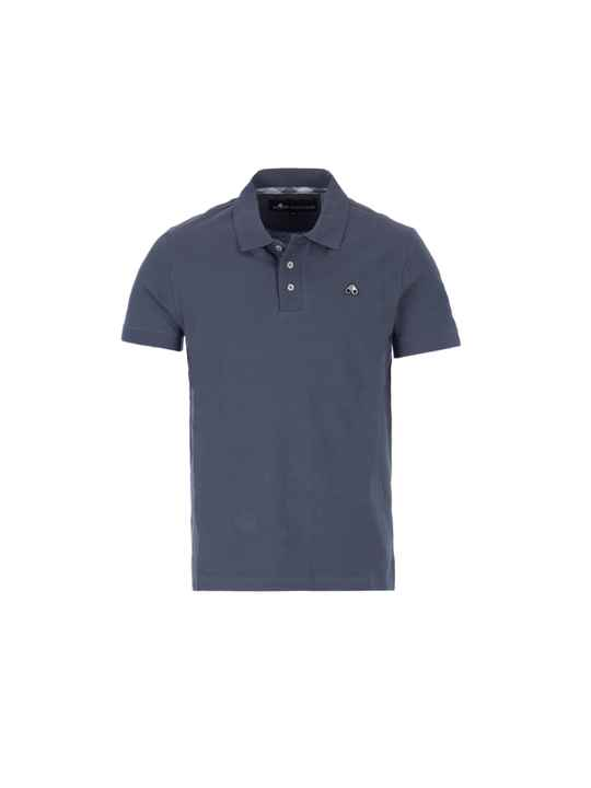 Moose knuckles polo grey SS21
