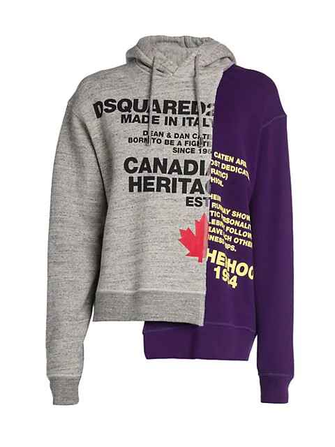 Dsquared2 heritage hoodie SS21