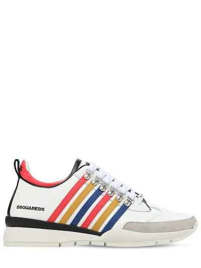 Dsquared2 sneakers 251 rainbow SS21