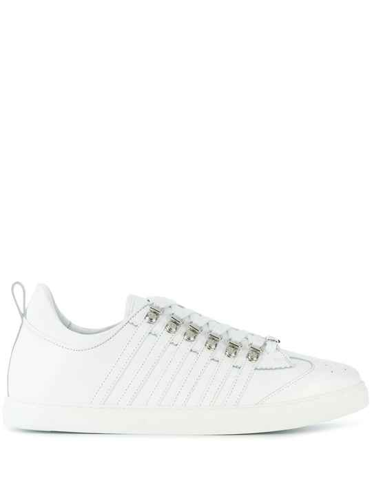Dsquared2 low stripes sneaker SS21