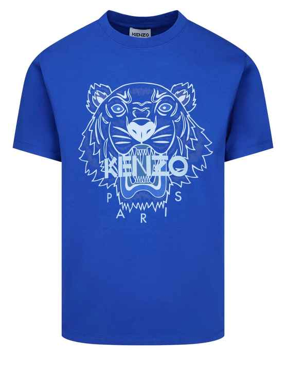 New Kenzo tiger T-shirt SS21