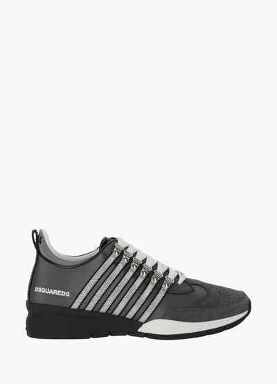 Dsquared2 251 sneaker grey SS21