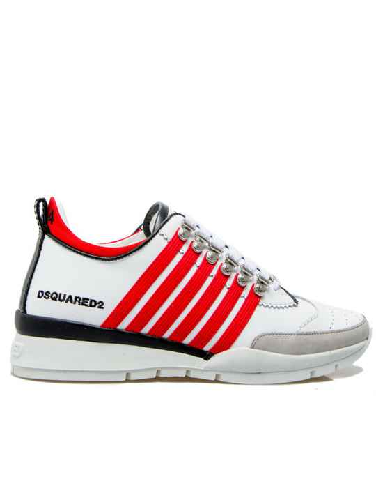Dsquared2 sneaker 251 red SS21