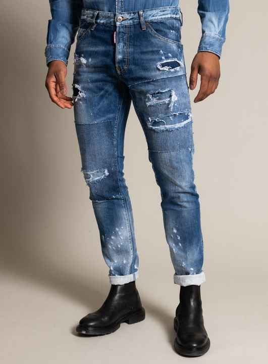 Dsquared2 jeans cool guy 914 SS21