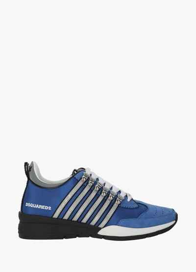 Dsquared2 sneaker 251 blue SS21