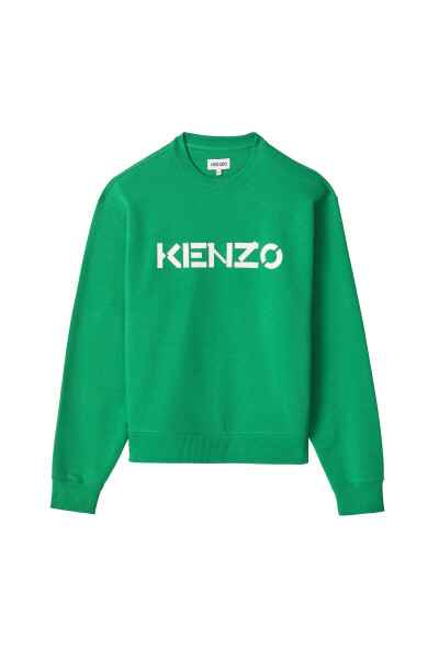 Kenzo pullover green SS21